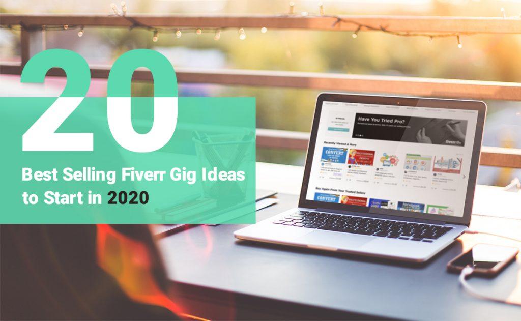 Best Selling Fiverr Gig Ideas 2020 - Huntlancer, on the hunt for freelance talent