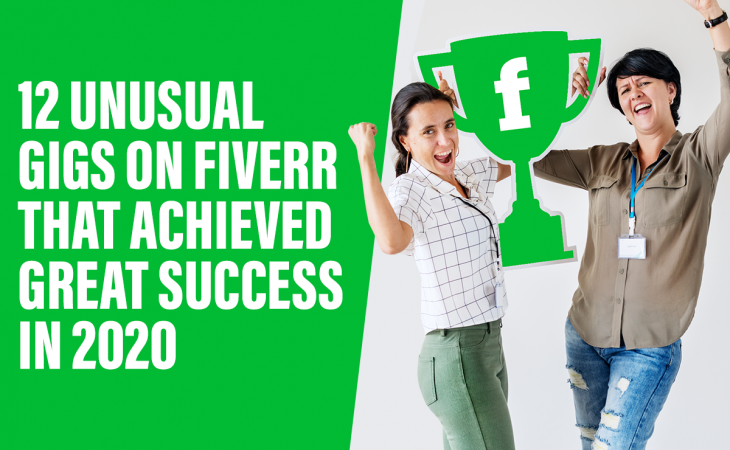 Unusual gigs on Fiverr 2020 - Huntlancer on the hunt for freelance talent