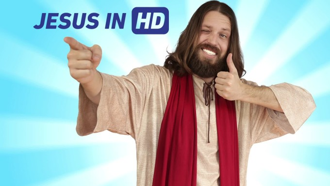 jesus delivers your message on fiverr