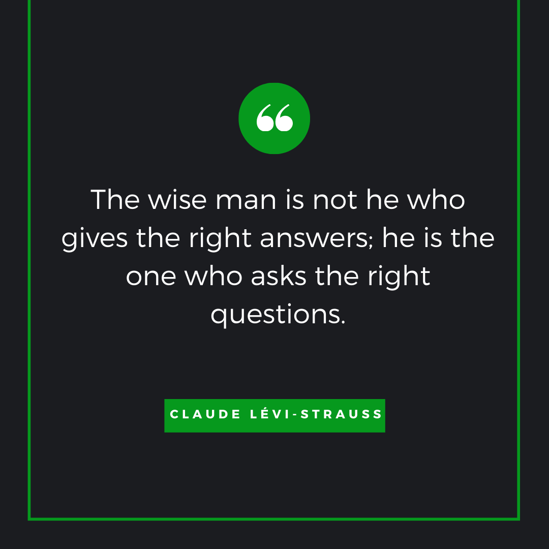 Quote by Claude Levi-Strauss - 50 Inspirational Quotes by highly successful entrepreneurs - Huntlancer | On the hunt for freelance talent
