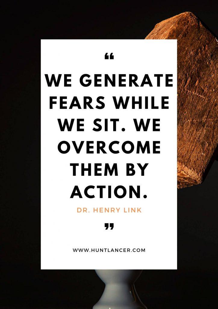 Dr. Henry Link - 50 Motivational Quotes for Freelancers and Entrepreneurs | Huntlancer - On the hunt for freelance talent