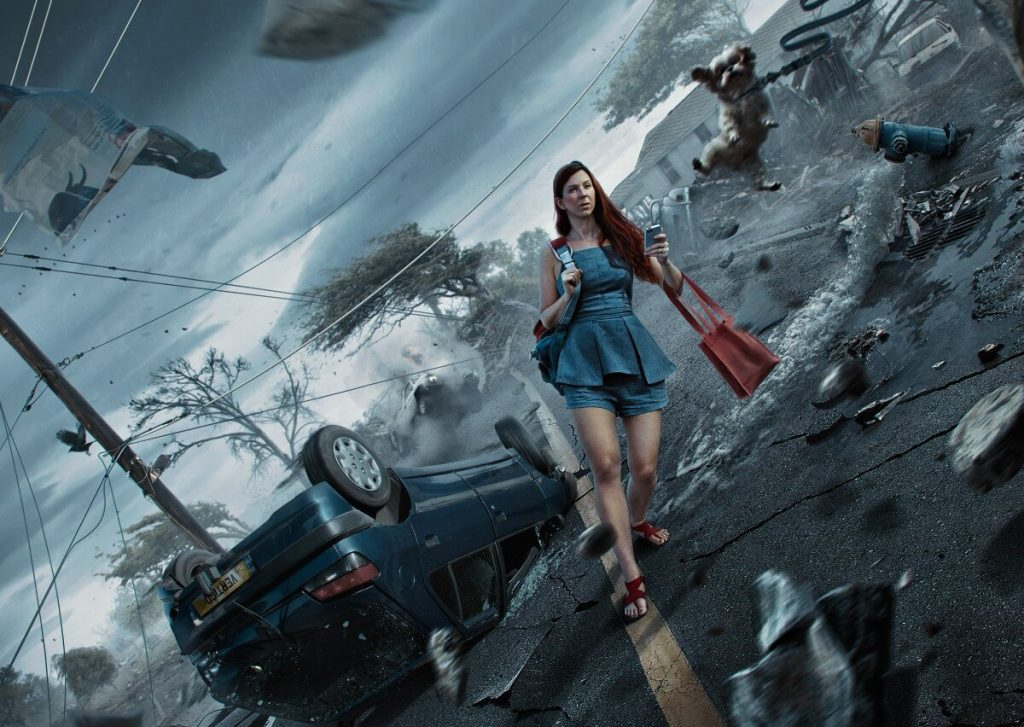 Vertigo by Jim Lind, USA | At World's End: 25 Post Apocalyptic Art Scenes Envisioned by Freelance Artists