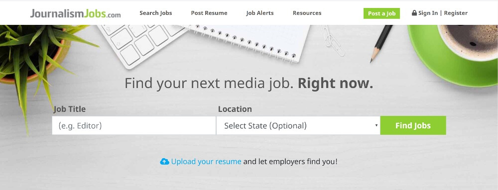 JournalismJobs on Best Freelance Websites to Start Your Freelance Career in 2020 by Huntlancer