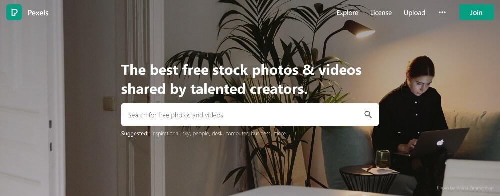 Pexels on Best Freelance Websites to Start Your Freelance Career in 2020 by Huntlancer