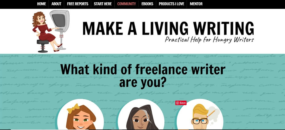 Make A Living Writing on 25 Essential blogs for freelancers in 2020 by Huntlancer