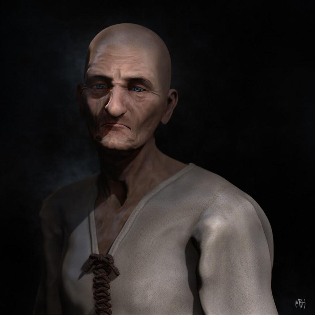 The World of Gene Deitch | Old Man Popeye by Mads Bjerre Henriksen from Denmark