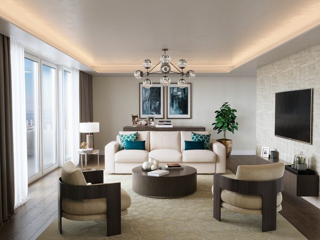 Freelance Interior Designers 20 Inspiring Living Room Design Styles Huntlancer