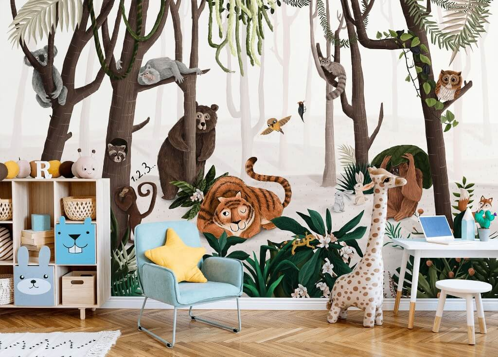 Damla Tutan, Turkey | Freelance Interior Designers: 24 Fun and Stylish Children Room Decor Ideas