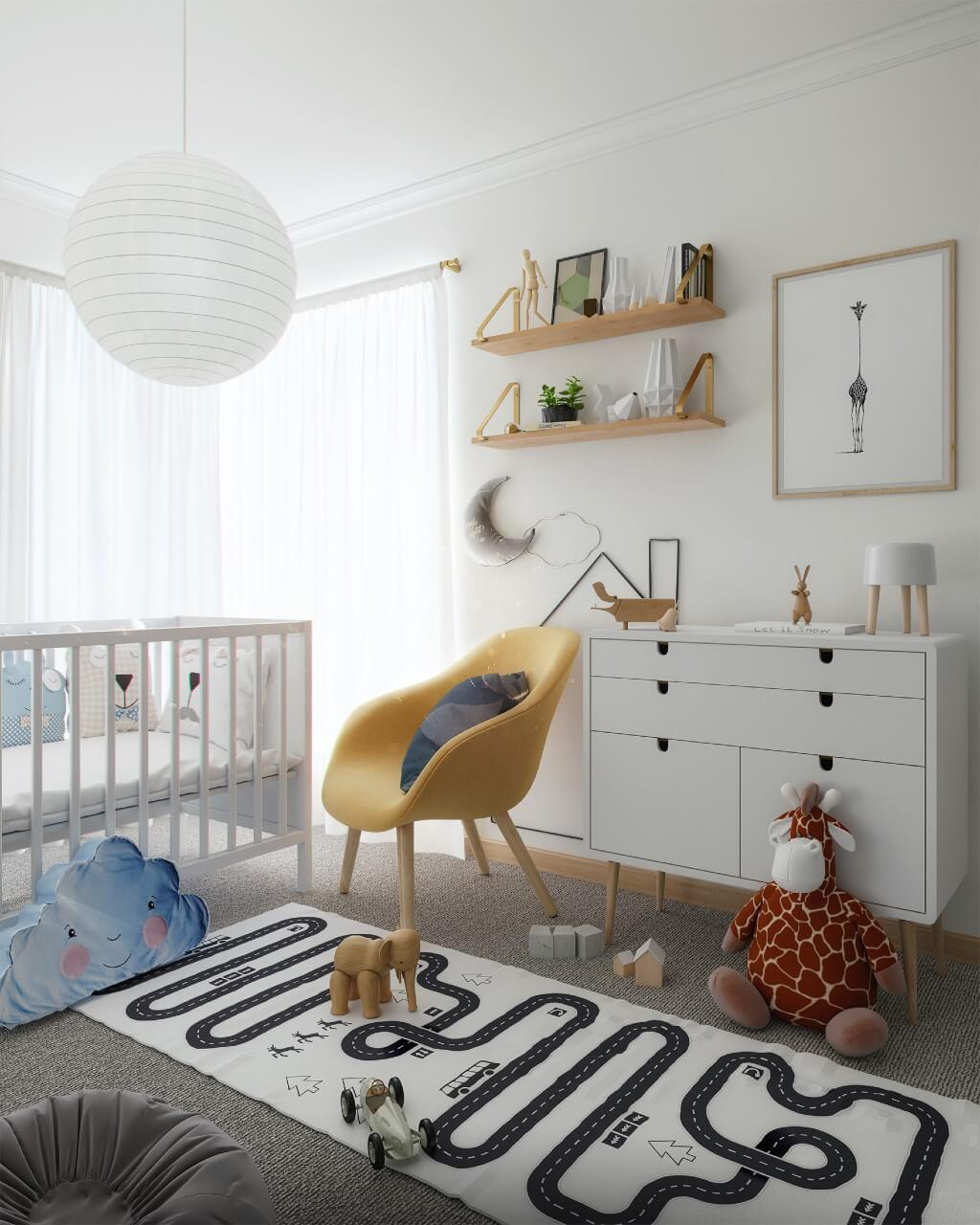 Duy Khanh Vo, Vietnam | Freelance Interior Designers: 24 Fun and Stylish Children Room Decor Ideas