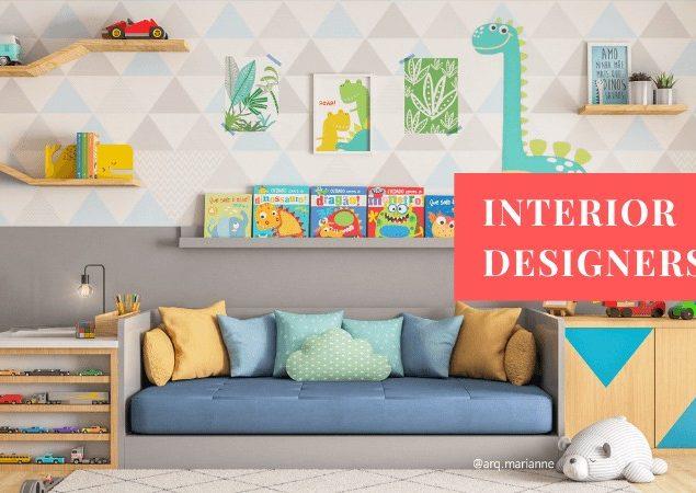 Freelance Interior Designers: Children Room Decor Ideas on Huntlancer