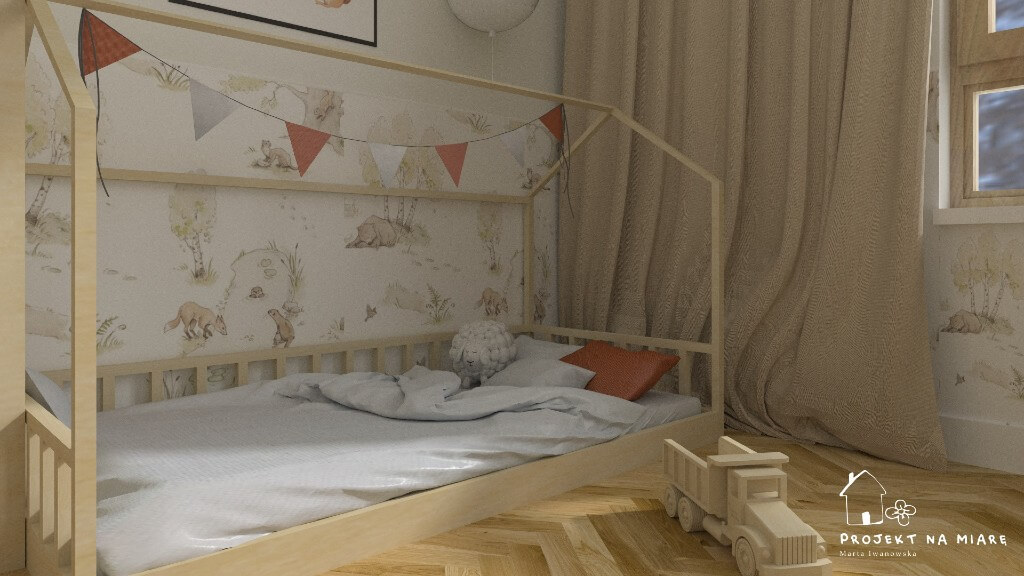 Marta Iwanowska, Poland | Freelance Interior Designers: 24 Fun and Stylish Children Room Decor Ideas