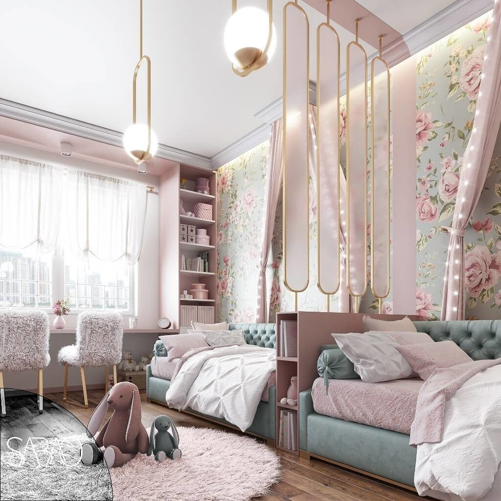 Moustafa Sabao, Turkey | Freelance Interior Designers: 24 Fun and Stylish Children Room Decor Ideas