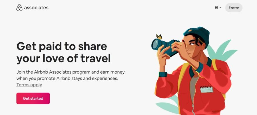 Airbnb Affiliate Program on 25 Best Gig Economy App Affiliate Programs for 2021 by Huntlancer