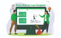 Fiverr Hunt: We hired 10 Logo Designers on Fiverr to create our own Logo from scratch