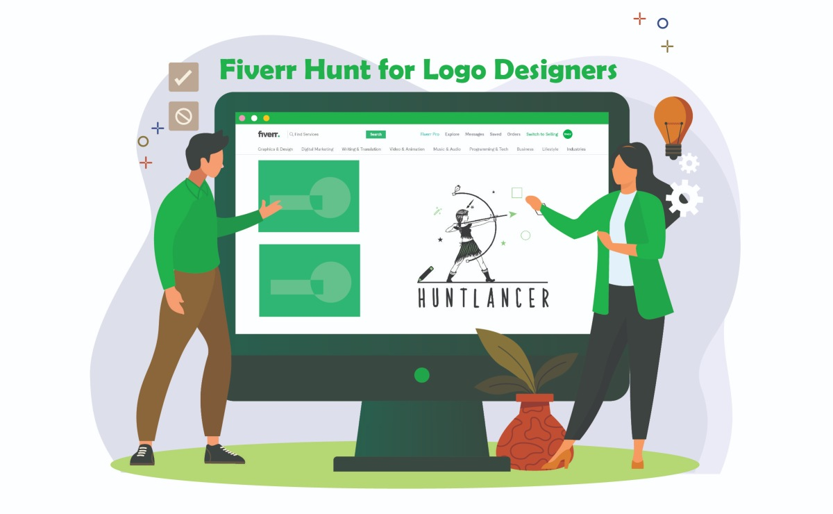 Fiverr Hunt: Logo Designers on Fiverr