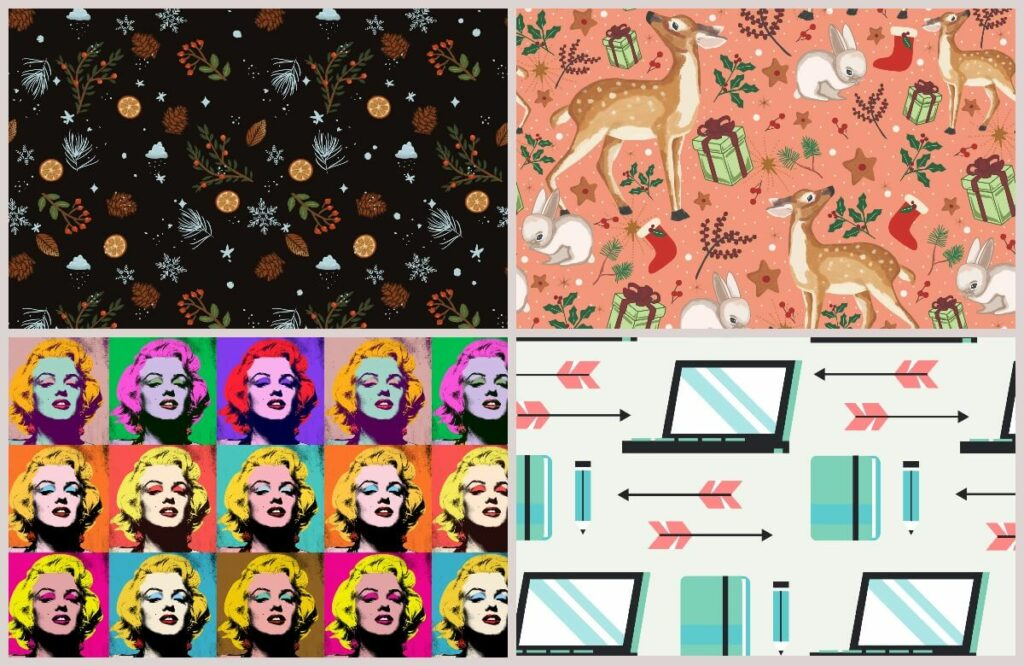 Pattern Design freelance services you can buy on Fiverr