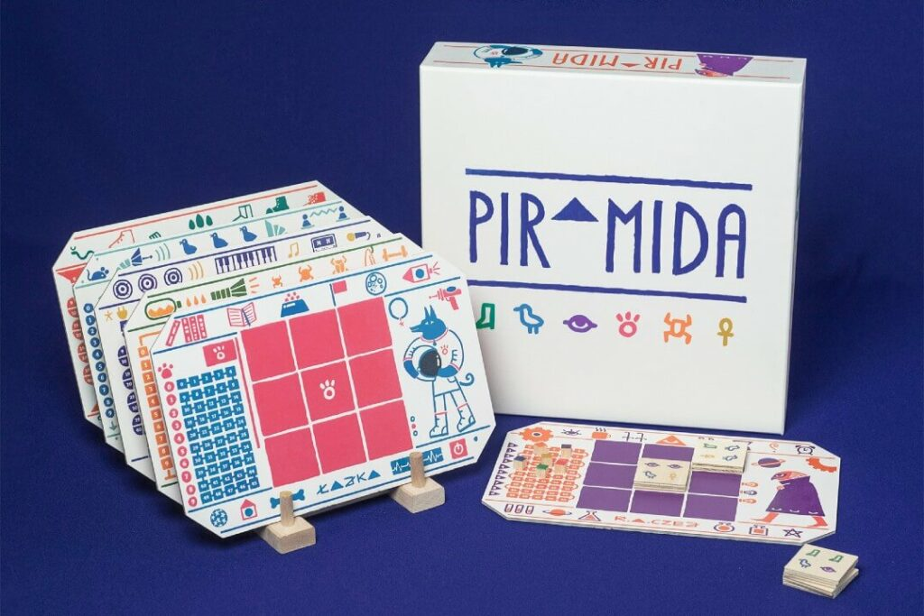 Ania Gawron and Pies Dariusz, Poland | Creative Board Game Design Artists You Can Hire for Designing Your Game