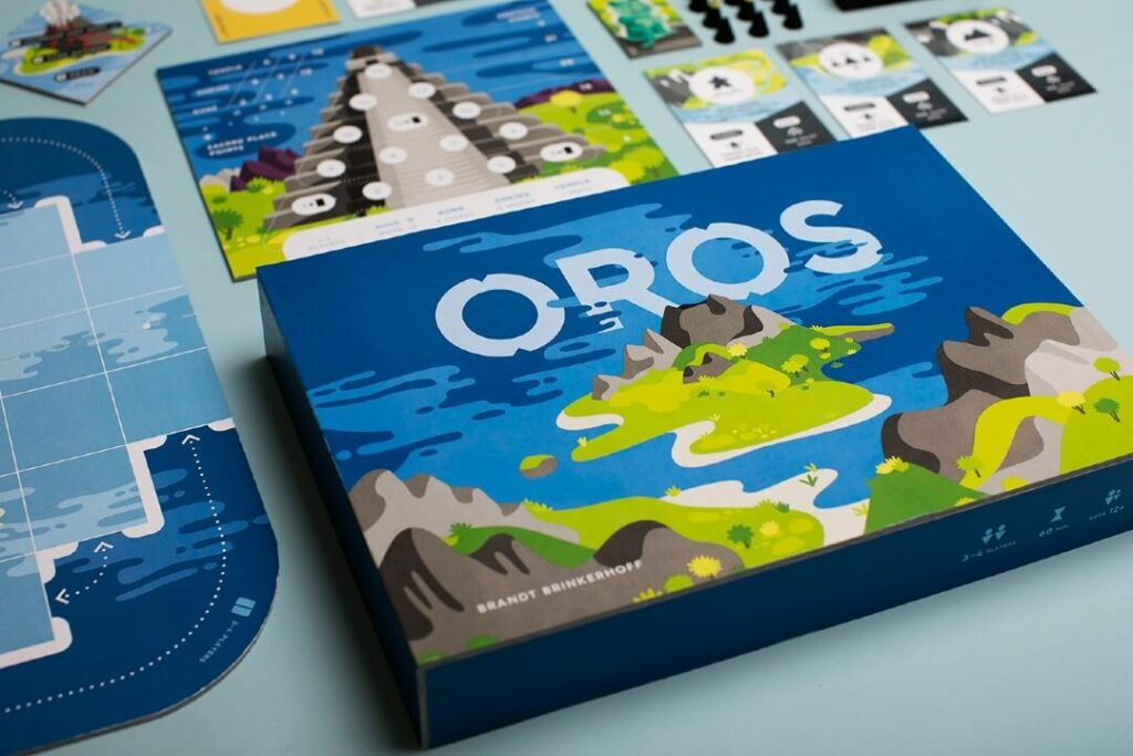 Brandt Brinkerhoff, USA | Creative Board Game Design Artists You Can Hire for Designing Your Game