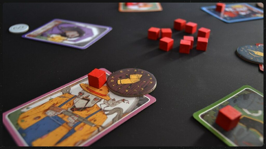 Daniel Jamie Williams, UK | Creative Board Game Design Artists You Can Hire for Designing Your Game