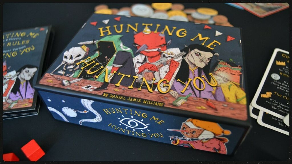 Daniel Jamie Williams, UK   Creative Board Game Design Artists You Can Hire for Designing Your Game