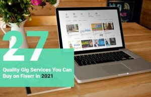 27 Quality Gig Services you can buy on Fiverr by Huntlancer