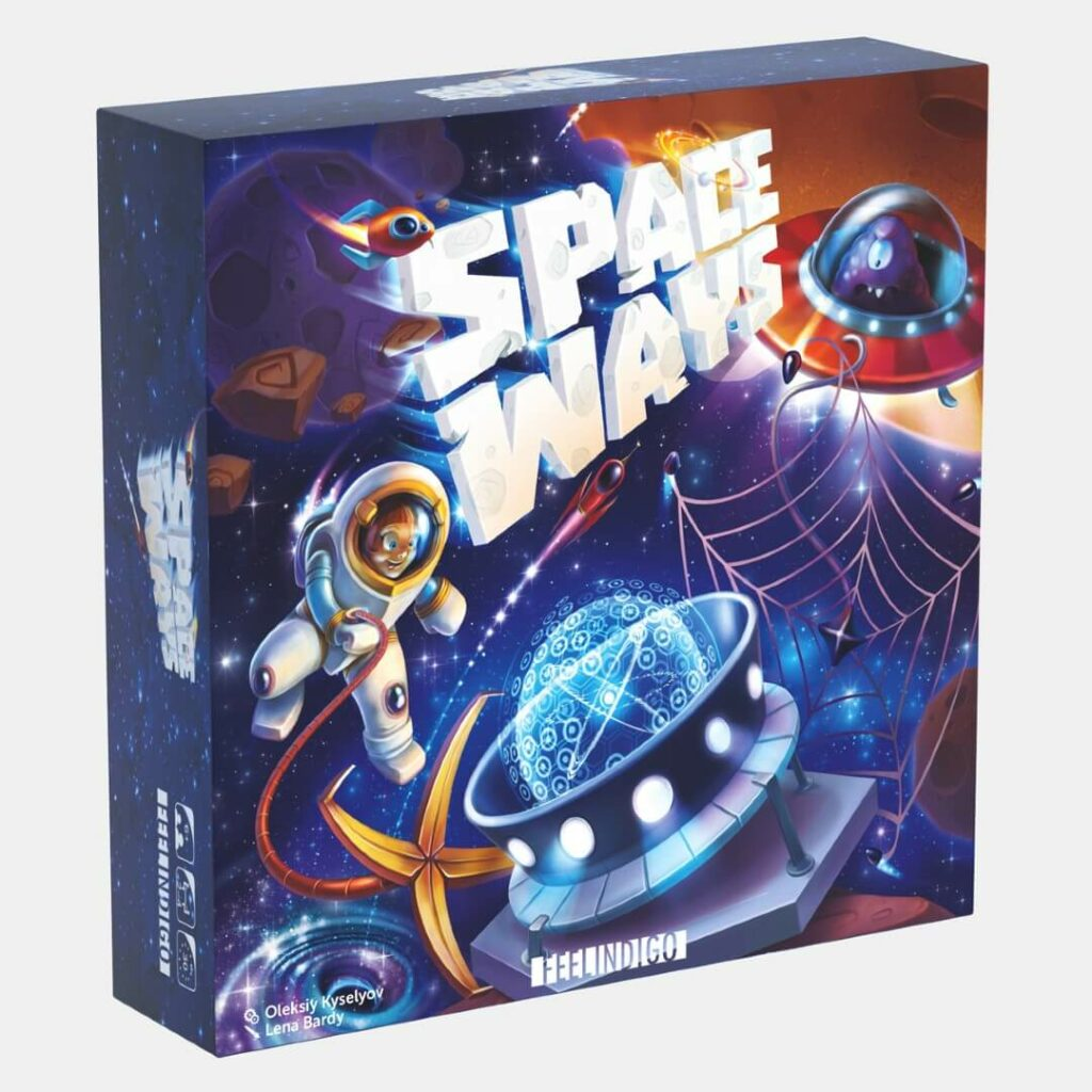 Lena Bardy, Ukraine | Creative Board Game Design Artists You Can Hire for Designing Your Game