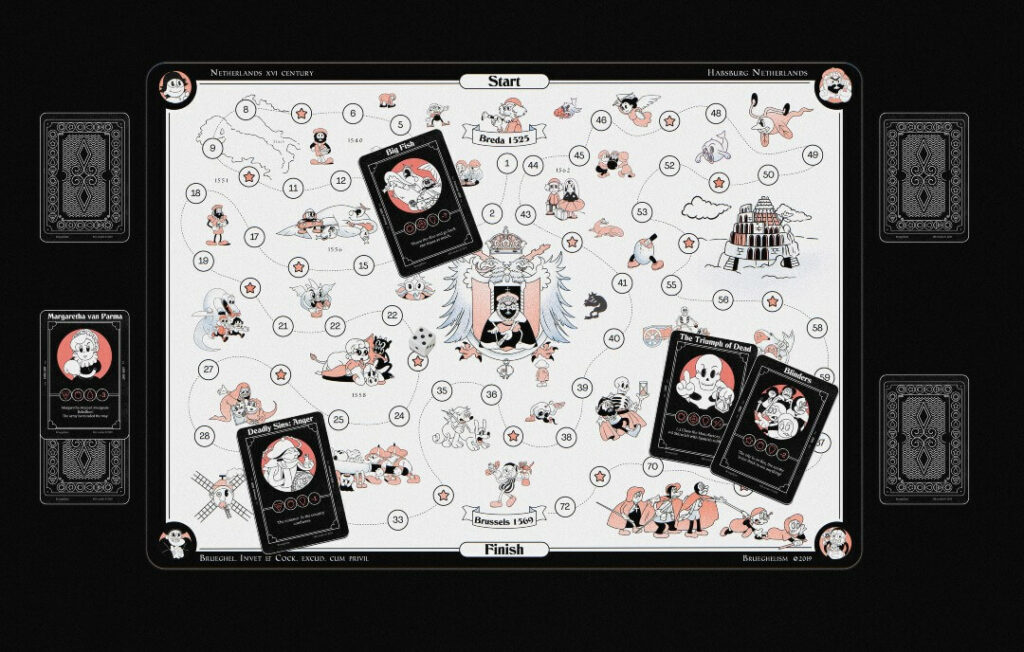 Marya Egorova, Lithuania | Creative Board Game Design Artists You Can Hire for Designing Your Game