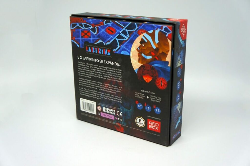 Renato Faccini, Brazil | Creative Board Game Design Artists You Can Hire for Designing Your Game