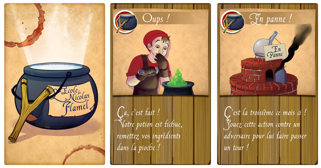 Valériane Duvivier, France | Creative Board Game Design Artists You Can Hire for Designing Your Game