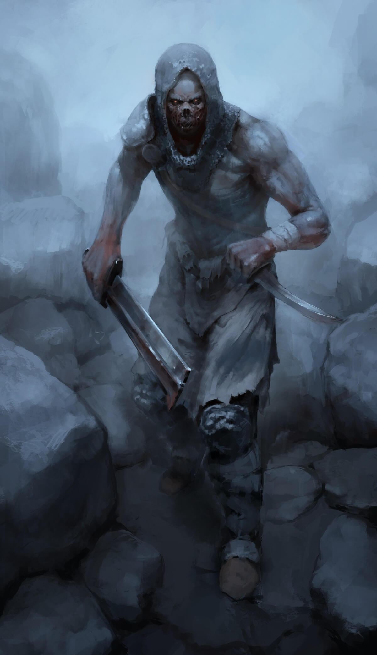 'Frost Warrior' by Paweł Hordyniak, Poland   Viking Warrior Challenge by Huntlancer
